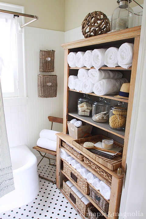 gorge white cupboard