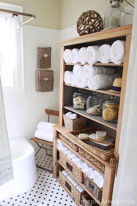gorge white cupboard